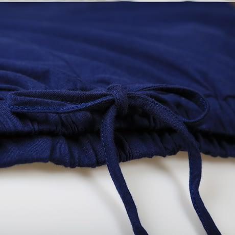 Pajamas, Cotton Stripes Sleepwear, Casual Long Sleeve Nightgown, O-neck Women Pajama Set Bottom Shirts +Long Pants 4