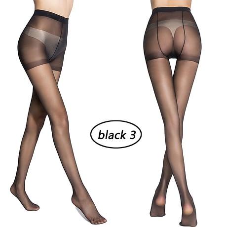 Sexy Stockings, Thin Tights High Elastic Women's Lingerie, Nylon Pantyhose Long Thigh 4
