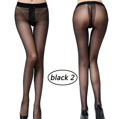 Sexy Stockings, Thin Tights High Elastic Women's Lingerie, Nylon Pantyhose Long Thigh 3
