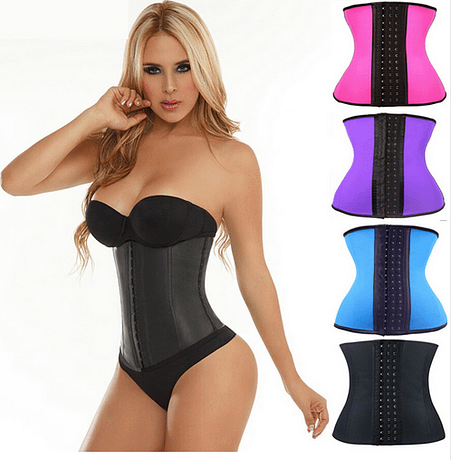 Sexy Woman Waist Trainer Slimming Shaper Corset