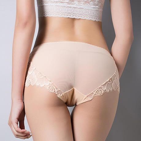 Women's Underwear, Sexy Lace Panties, Hollow Out Briefs, Mid Rise, Female Lingerie Underpants 3